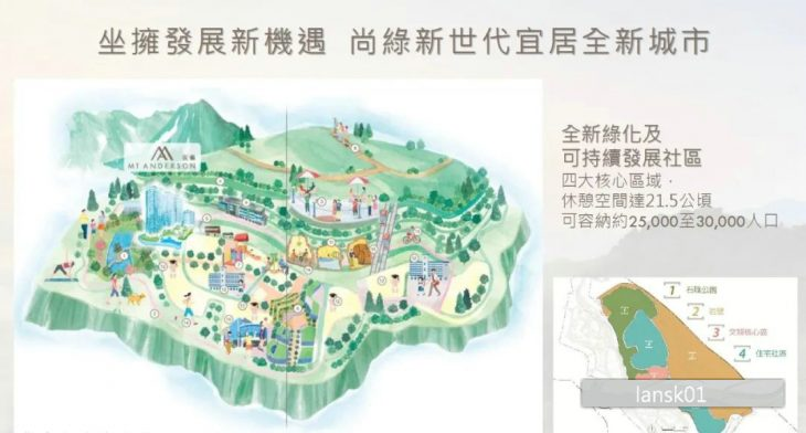 香港安峰规划