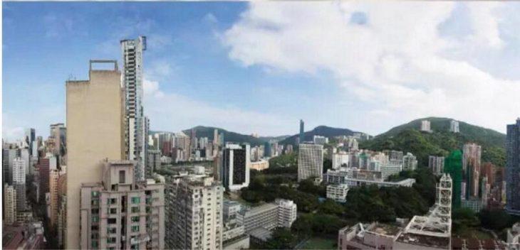 香港房产一嘉位于湾仔道109号685.5万元起
