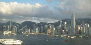 香港新楼盘君临天下顶层复式1.32亿售出