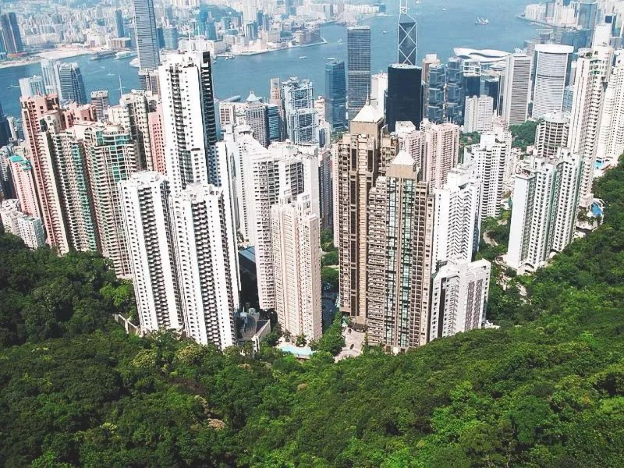 香港港岛区楼盘