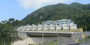 香港缇山别墅实景 (2)