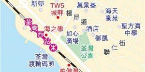 香港荃湾房产柏傲湾价格送印花税