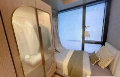 香港蔚蓝东岸样板房(卧室1)