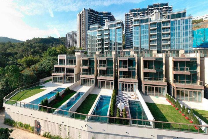 香港豪富山峰别墅