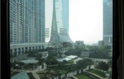 香港九龙站擎天半岛园景