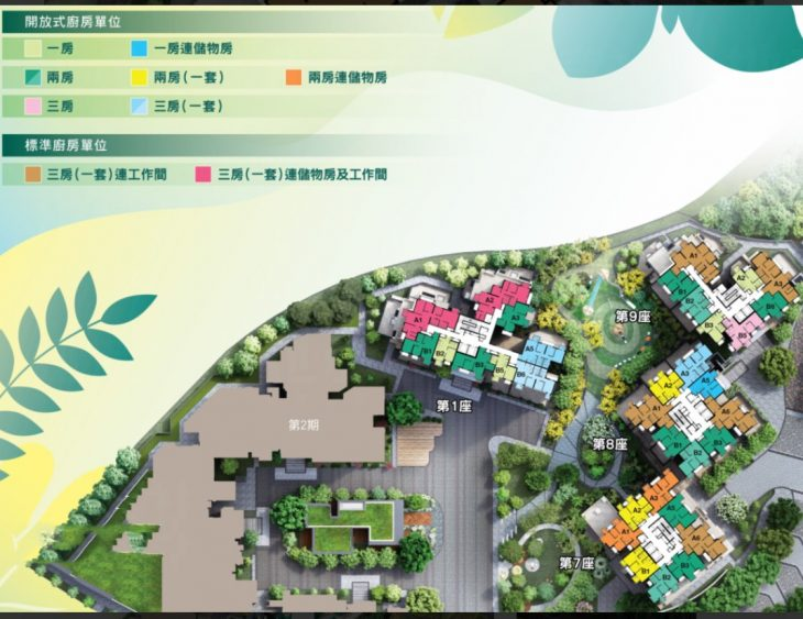 Wetland Seasons Park3期户型图