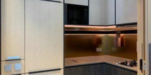 香港新楼盘奥利坊交楼标准厨房