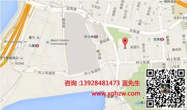 The Austine Place香港九龙尖沙咀海港城附近新楼盘